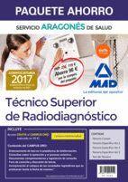 PAQUETE AHORRO TÉCNICO SUPERIOR DE RADIODIAGNÓSTICO DEL SERVICIO ARAGONÉS DE SALUD.