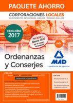 PAQUETE AHORRO ORDENANZAS Y CONSERJES DE CORPORACIONES LOCALES.