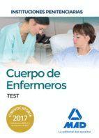 CUERPO DE ENFERMEROS DE INSTITUCIONES PENITENCIARIAS. TEST