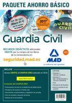 PAQUETE AHORRO BÁSICO GUARDIA CIVIL 2017.