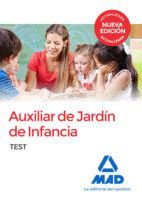 AUXILIAR DE JARDÍN DE INFANCIA. TEST