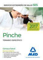 PINCHE DEL SERVICIO EXTREMEÑO DE SALUD (SES). TEMARIO ESPECÍFICO