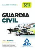 GUARDIA CIVIL. SIMULACROS DE EXAMEN 1