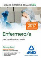 ENFERMERO/A DEL SERVICIO EXTREMEÑO DE SALUD (SES). SIMULACROS DE EXAMEN