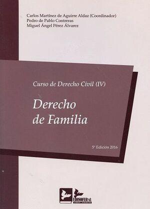 CURSO DERECHO CIVIL IV