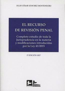 EL RECURSO DE REVISION PENAL