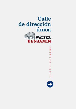 CALLE DE DIRECCIÓN ÚNICA
