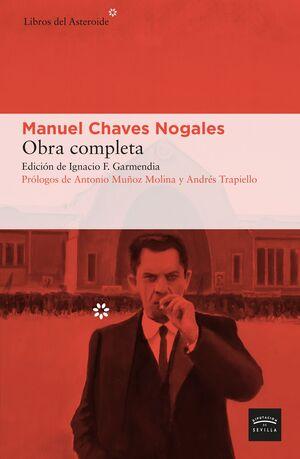 OBRA COMPLETA DE MANUEL CHAVES NOGALES (5 VOL.)