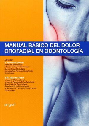 MANUAL BÁSICO DEL DOLOR OROFACIAL EN ODONTOLOGA
