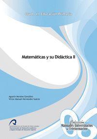 MATEMÁTICAS Y SU DIDÁCTICA II