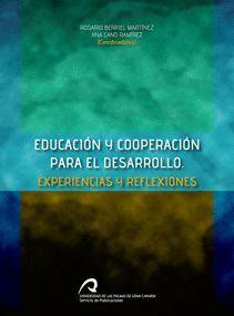EDUCACIÓN Y COOPERACIÓN PARA EL DESARROLLO