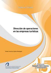 DIRECCIÓN DE OPERACIONES EN LAS EMPRESAS TURÍSTICAS