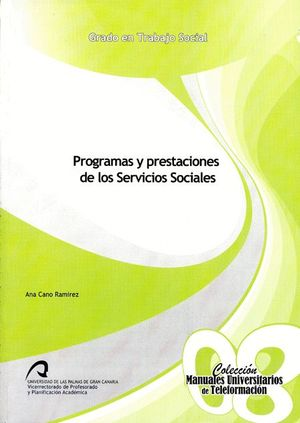 PROGRAMAS Y PRESTACIONES DE LOS SERVICIOS SOCIALES
