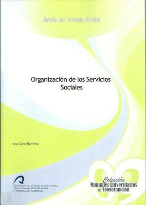 ORGANIZACIÓN DE LOS SERVICIOS SOCIALES
