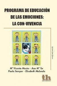 PROGRAMA DE EDUCACION DE LAS EMOCIONES LA CON-VIVENCIA