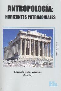 ANTROPOLOGIA HORIZONTES PATRIMONIALES