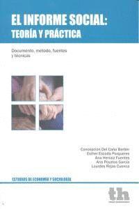 INFORME SOCIAL TEORIA Y PRACTICA