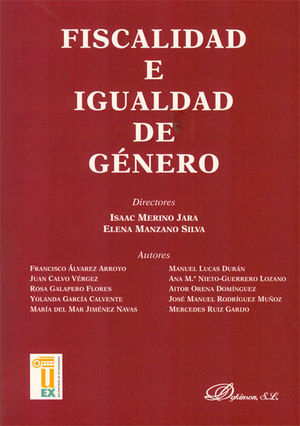 FISCALIDAD E IGUALDAD DE GÉNERO