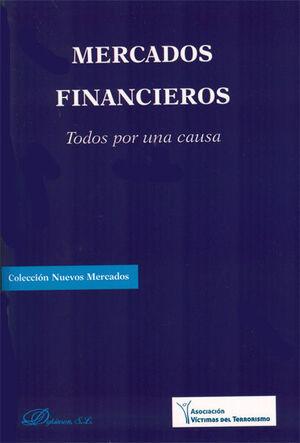 MERCADOS FINANCIEROS. TODOS POR UNA CAUSA