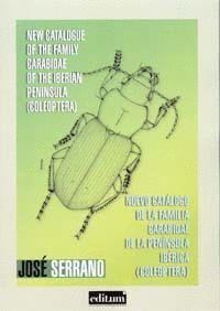 NEW CATALOGUE OF THE FAMILY CARABIDAE OF THE IBERIAN PENINSULA (COLEOPTERA). NUE
