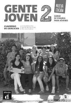 GENTE JOVEN 2. NUEVA EDICIÓN. CUADERNO DE EJERCICIOS (NIVEL A1-A2)