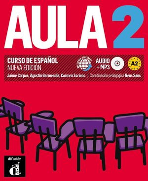 AULA 2 NUEVA EDICIÓN (A2) - LIBRO DEL ALUMNO