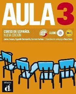AULA 3 NUEVA EDICIÓN (B1.1) - LIBRO DEL ALUMNO
