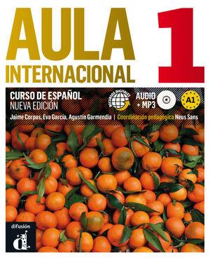 AULA INTERNACIONAL 1. NUEVA EDICIÓN (A1). LIBRO DEL ALUMNO + MP3