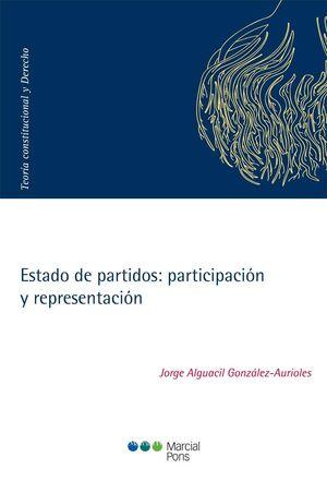 ESTADO DE PARTIDOS: PARTICIPACIÓN Y REPRESENTACIÓN