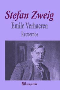 ÉMILE VERHAEREN - RECUERDOS