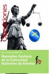NORMATIVA SANITARIA DE LA COMNIDAD AUTONOMA DE ASTURIAS