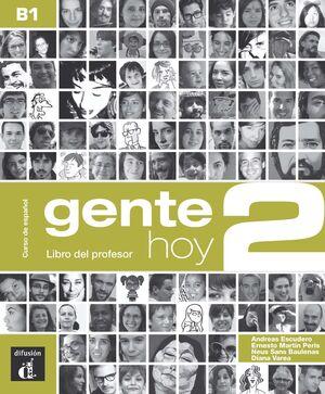 GENTE HOY 2. LIBRO DEL PROFESOR