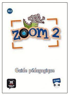 ZOOM 2 - CD-ROM GUIDE PÉDAGOGIQUE