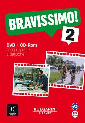 BRAVISSIMO! A2 - DVD