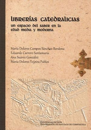 LIBRERÍAS CATEDRALICIAS
