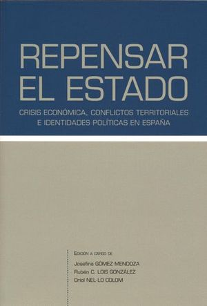 REPENSAR EL ESTADO