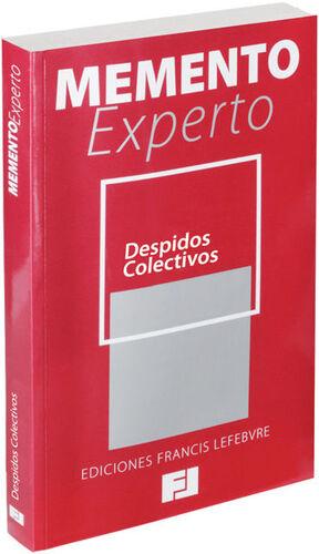 MEMENTO EXPERTO DESPIDOS COLECTIVOS