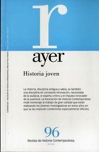 HISTORIA JOVEN AYER 96