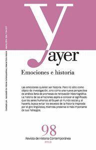 EMOCIONES E HISTORIA AYER 98