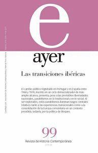 LAS TRANSICIONES IBÉRICAS AYER 99