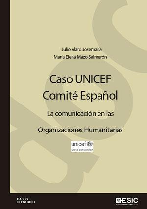 CASO UNICEF. COMITÉ ESPAÑOL