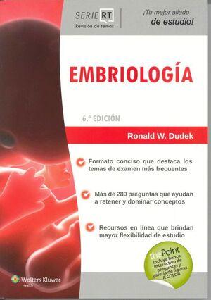 REVISIÓN DE TEMAS. EMBRIOLOGÍA