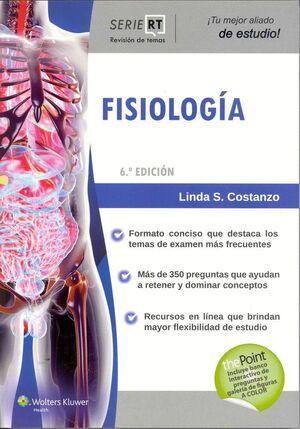 REVISIÓN DE TEMAS. FISIOLOGÍA