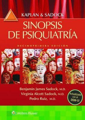 KAPLAN & SADOCK. SINOPSIS DE PSIQUIATRÍA