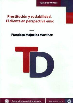 PROSTITUCIÓN Y SOCIABILIDAD