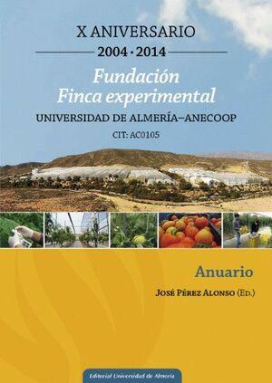 FUNDACIÓN FINCA EXPERIMENTAL UNIVERSIDAD DE ALMERÍA-ANECOOP
