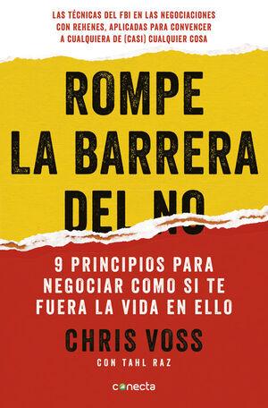 ROMPE LA BARRERA DEL NO