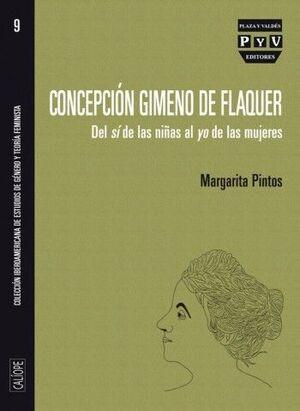 CONCEPCION GIMENO DE FLAQUER DEL S DE LAS NIÑAS AL YO DE LAS MUJERES