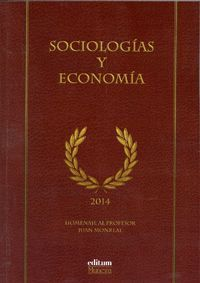 SOCIOLOGÍAS Y ECONOMÍA