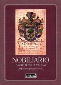 NOBILIARIO SANCHO BUSTO DE VILLEGAS